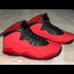 Jordan 10 GS Fusion Red